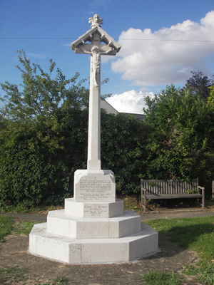 Alderton War Memorial