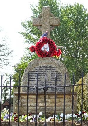 Bledington War Memorial