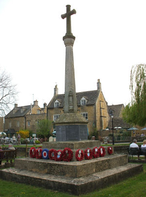 Bourton on the Water War Memorial