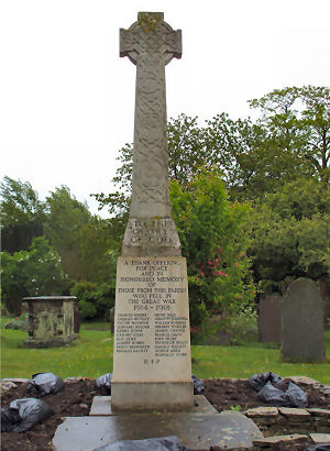 Frampton Cotterell War Memorial