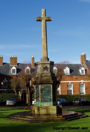 The Royal Gloucestershire Hussars Yeomanry War Memorial