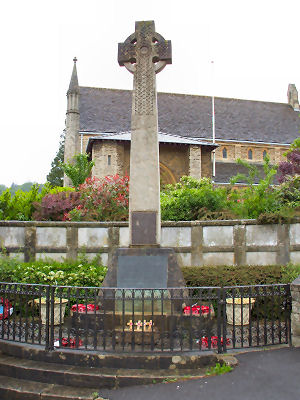Nailsworth War Memorial