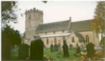 Click for larger image of Prestbury Church