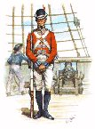 A Royal Marine of 1805