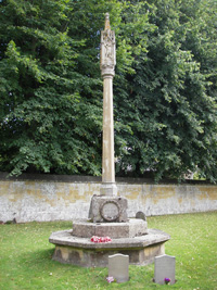 Stanton Church War Memorial