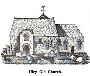 Uley Old Church